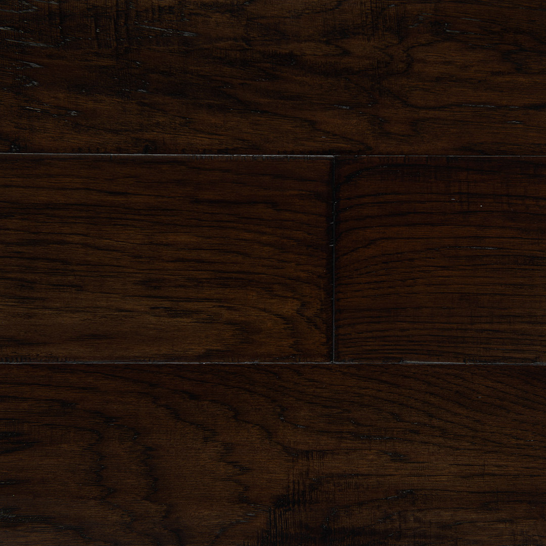 Hickory Dark Brown 187 Artisan Hardwood Flooring