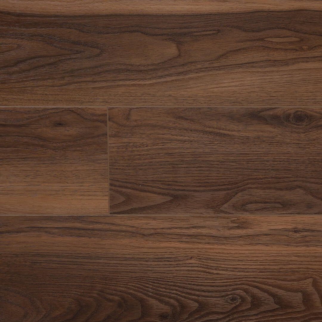 Innova Collection Artisan Hardwood, Valley Walnut Laminate Flooring